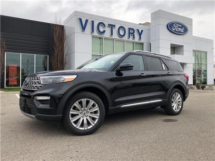 2021 Ford Explorer Limited (Stk: VEX19963) in Chatham - Image 1 of 15