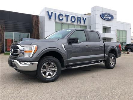 2021 Ford F-150 XLT (Stk: VFF19984) in Chatham - Image 1 of 15