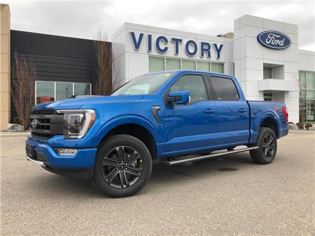 2021 Ford F-150 Lariat (Stk: VFF19931) in Chatham - Image 1 of 15