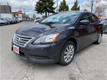 2015 Nissan Sentra  (Stk: 142534) in SCARBOROUGH - Image 1 of 14