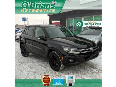 2015 Volkswagen Tiguan Highline (Stk: 13723A) in Saskatoon - Image 1 of 20