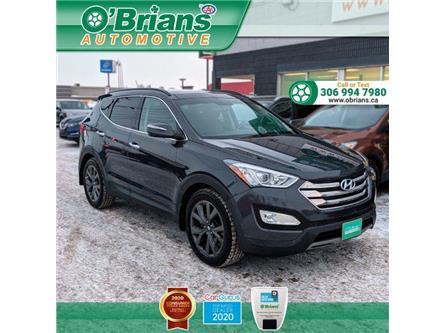 2015 Hyundai Santa Fe Sport 2.0T SE (Stk: 13715A) in Saskatoon - Image 1 of 18