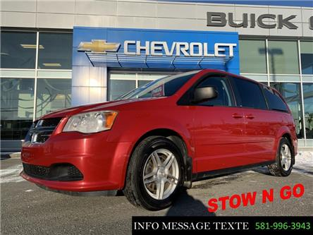 2013 Dodge Grand Caravan SE/SXT (Stk: 21014B) in Ste-Marie - Image 1 of 28