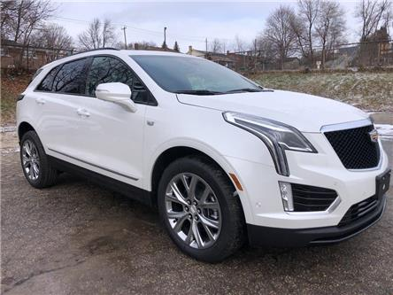 2021 Cadillac XT5 Sport (Stk: 219302) in Waterloo - Image 1 of 19
