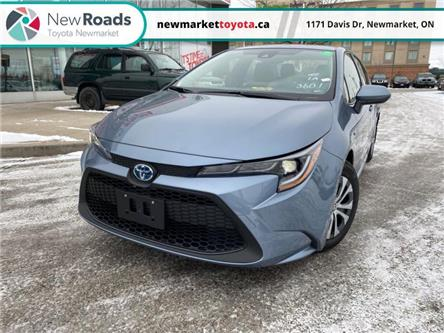 2021 Toyota Corolla Hybrid Base w/Li Battery (Stk: 35876) in Newmarket - Image 1 of 22