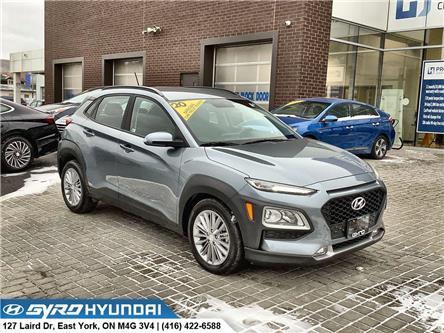 2020 Hyundai Kona 2.0L Preferred (Stk: H6270A) in Toronto - Image 1 of 30