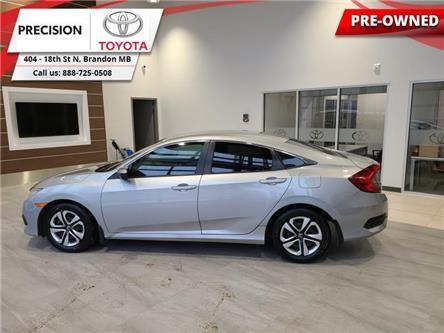 2016 Honda Civic LX (Stk: 203201) in Brandon - Image 1 of 25
