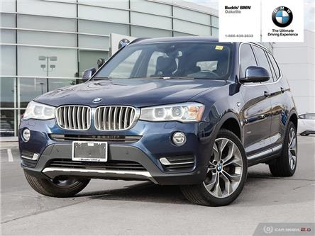 2017 BMW X3 xDrive28i (Stk: DB8010) in Oakville - Image 1 of 28