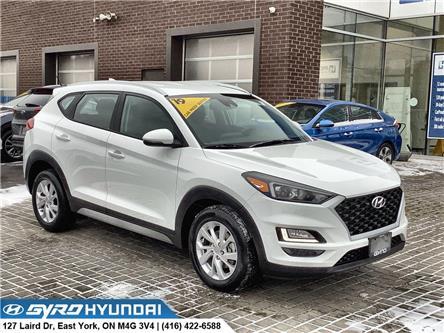 2019 Hyundai Tucson Preferred (Stk: H6199A) in Toronto - Image 1 of 30