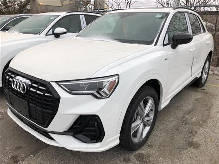 2021 Audi Q3 45 Technik (Stk: 210245) in Toronto - Image 1 of 5