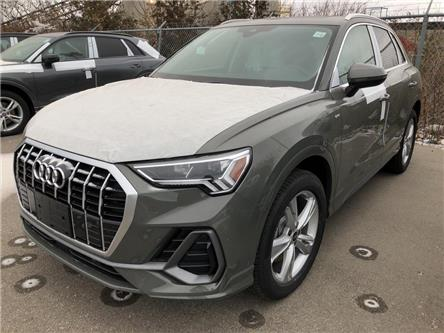 2021 Audi Q3 45 Technik (Stk: 210247) in Toronto - Image 1 of 5