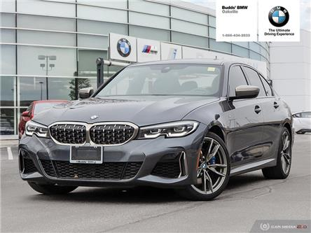 2020 BMW M340i xDrive (Stk: T21730A) in Oakville - Image 1 of 28