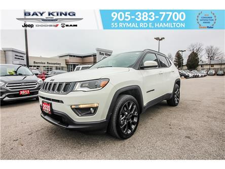 2020 Jeep Compass Limited (Stk: 7187) in Hamilton - Image 1 of 30