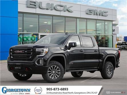 2021 GMC Sierra 1500 AT4 (Stk: 32873) in Georgetown - Image 1 of 26