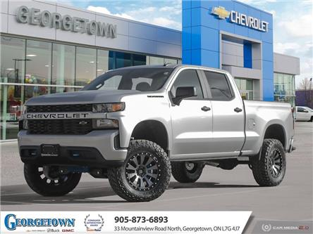2021 Chevrolet Silverado 1500 Silverado Custom (Stk: 32654) in Georgetown - Image 1 of 26