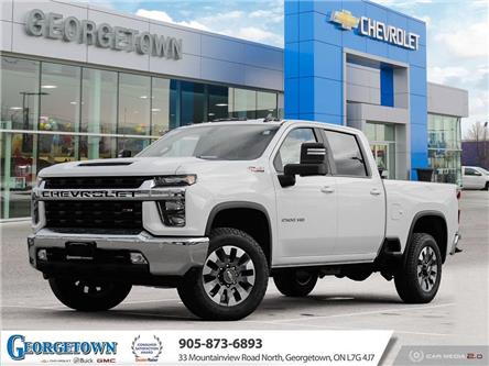 2021 Chevrolet Silverado 2500HD LT (Stk: 32878) in Georgetown - Image 1 of 26