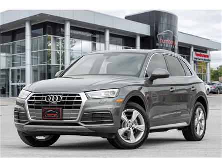 2019 Audi Q5 45 Progressiv (Stk: 20HMS1358) in Mississauga - Image 1 of 29