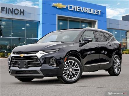 2021 Chevrolet Blazer Premier (Stk: 152289) in London - Image 1 of 28