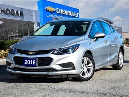 2018 Chevrolet Cruze LT Auto (Stk: A225514) in Scarborough - Image 1 of 28
