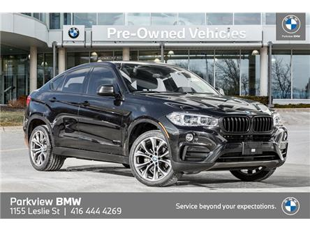 2018 BMW X6 xDrive35i (Stk: 55868A) in Toronto - Image 1 of 22