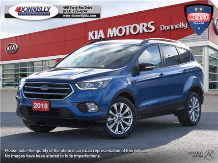 2018 Ford Escape Titanium (Stk: KU2453) in Kanata - Image 1 of 30