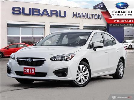 2019 Subaru Impreza Convenience (Stk: S8658A) in Hamilton - Image 1 of 29