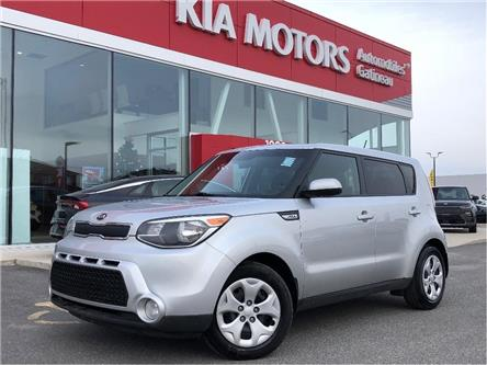 2015 Kia Soul  (Stk: 11120A) in Gatineau - Image 1 of 18