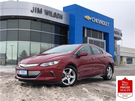 2018 Chevrolet Volt LT (Stk: 2020686A) in Orillia - Image 1 of 20