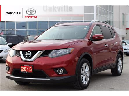 2015 Nissan Rogue SV (Stk: LP13274A) in Oakville - Image 1 of 18