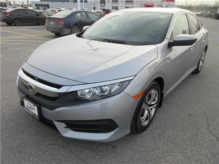 2017 Honda Civic LX (Stk: K15315A) in Ottawa - Image 1 of 19