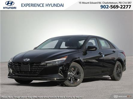 2021 Hyundai Elantra Preferred w/Sun & Safety Package (Stk: N1085) in Charlottetown - Image 1 of 21