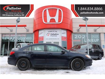 2012 Chrysler 200 Touring (Stk: 22731W) in Greater Sudbury - Image 1 of 22