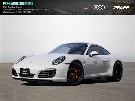 2019 Porsche 911 Carrera 4S (Stk: C8045) in Woodbridge - Image 1 of 22