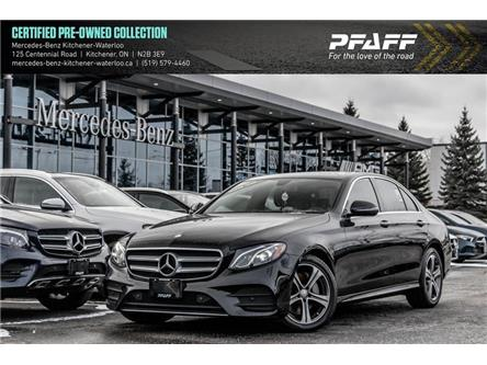 2017 Mercedes-Benz E-Class Base (Stk: 39973A) in Kitchener - Image 1 of 21