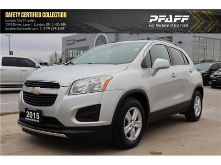 2015 Chevrolet Trax 2LT (Stk: LC21114A) in London - Image 1 of 19