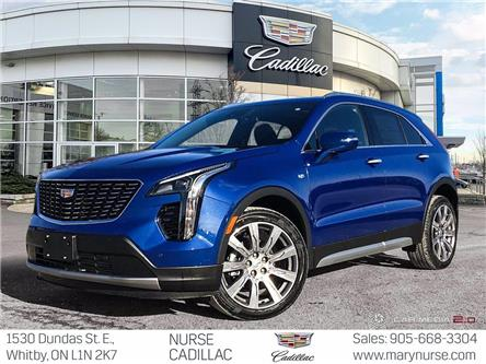 2021 Cadillac XT4 Premium Luxury (Stk: 21K082) in Whitby - Image 1 of 26