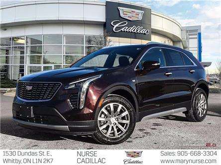 2021 Cadillac XT4 Premium Luxury (Stk: 21K071) in Whitby - Image 1 of 26