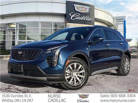 2021 Cadillac XT4 Premium Luxury (Stk: 21K073) in Whitby - Image 1 of 26