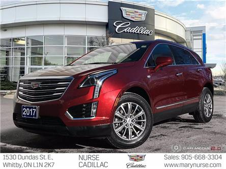 2017 Cadillac XT5 Luxury (Stk: 21K030B) in Whitby - Image 1 of 26