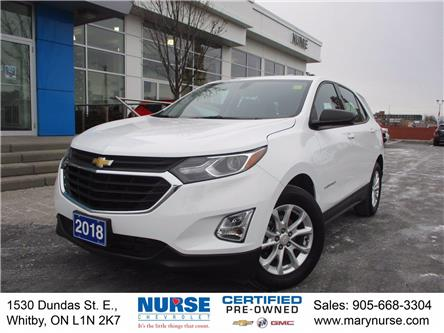 2018 Chevrolet Equinox LS (Stk: 21S017A) in Whitby - Image 1 of 25