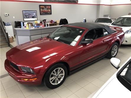 2005 Ford Mustang V6 (Stk: -) in Ottawa - Image 1 of 14