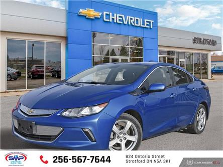 2017 Chevrolet Volt LT (Stk: BT010A) in Stratford - Image 1 of 27