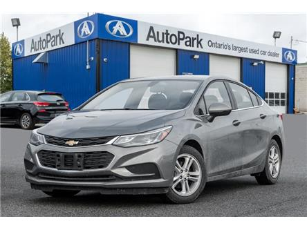 2018 Chevrolet Cruze LT Auto (Stk: 18-04036T) in Georgetown - Image 1 of 21