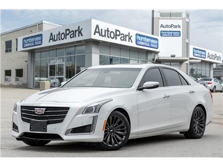 2017 Cadillac CTS 3.6L Twin Turbo V-Sport Premium Luxury (Stk: ) in Mississauga - Image 1 of 26
