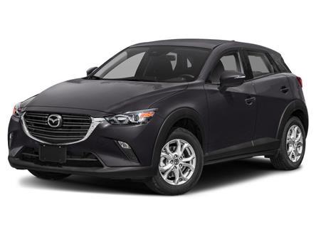 2021 Mazda CX-3 GS (Stk: H2377) in Calgary - Image 1 of 9