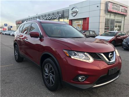 2016 Nissan Rogue SL Premium (Stk: 520028A) in Scarborough - Image 1 of 8