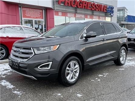 2017 Ford Edge SEL (Stk: HBC50184) in Sarnia - Image 1 of 24