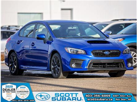 2020 Subaru WRX Sport (Stk: 828401) in Red Deer - Image 1 of 14