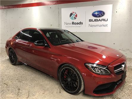 2016 Mercedes-Benz AMG C S (Stk: P881) in Newmarket - Image 1 of 24