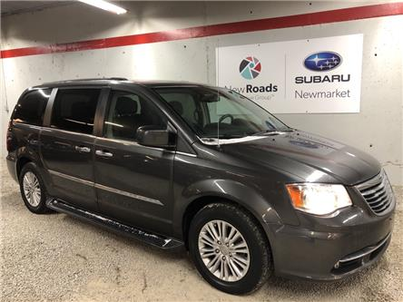 2015 Chrysler Town & Country Touring-L (Stk: S21101B) in Newmarket - Image 1 of 21